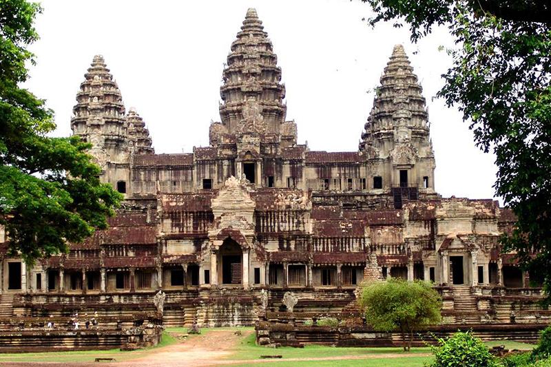 Камбоджа 3 дня, 2 ночи