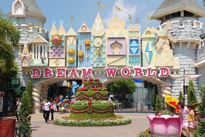 Дрим Ворлд (Dream World)