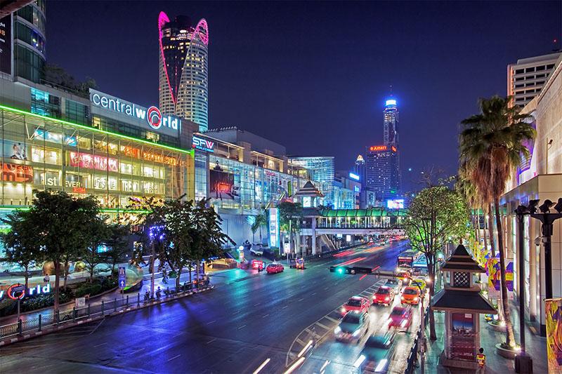 Бангкок по стопам Голливуда