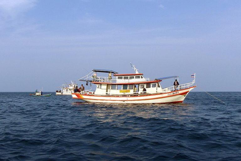 Большая морская рыбалка в Паттайе