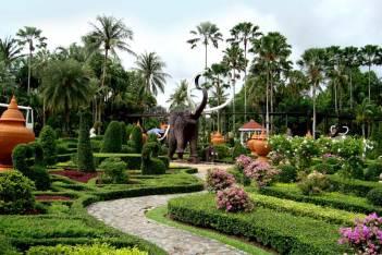 Нонг Нуч - Тропический сад