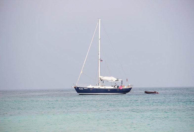 Яхта Buccabu