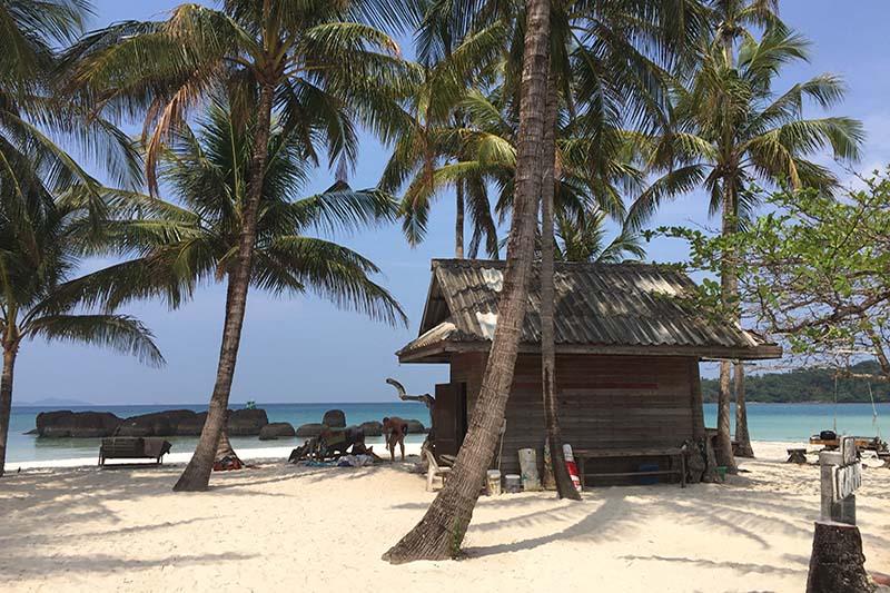 Остров любви Ko Kham