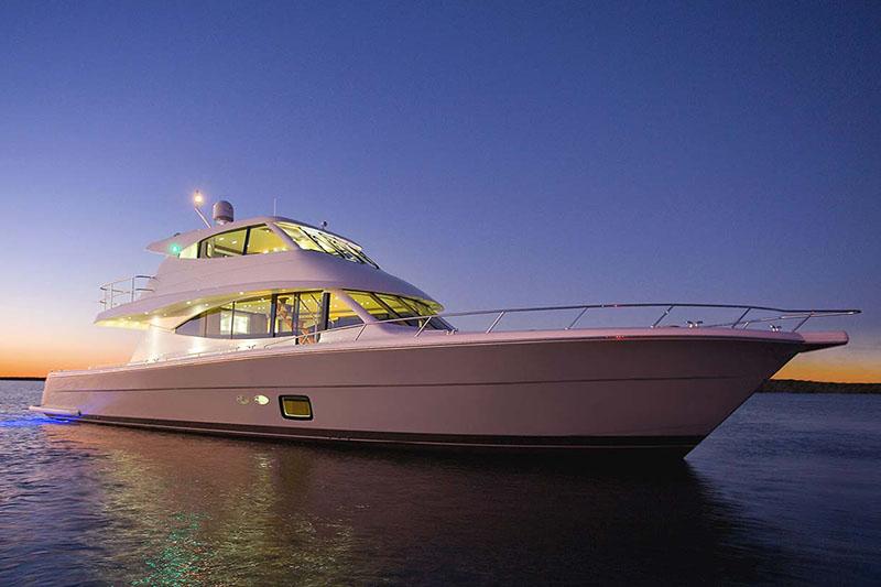 Морская прогулка на яхте VIP